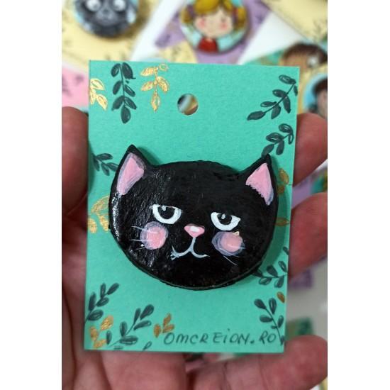 Brosa pisica neagra