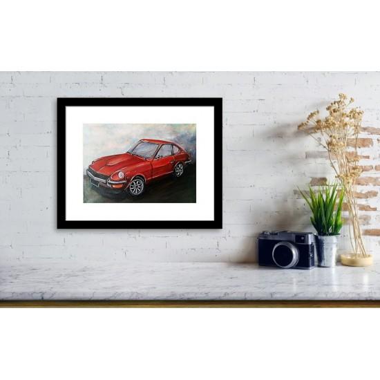 Tablou; Datsun 240z